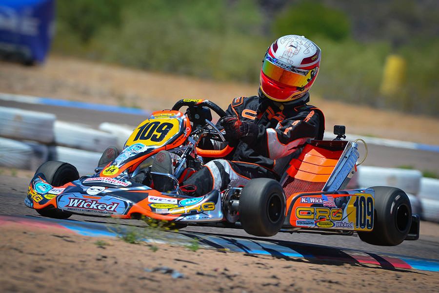 S1 Pro rookie Kyle Wick landed his first victory in class at the SpringNationals (Photo: On Track Promotions – otp.ca)