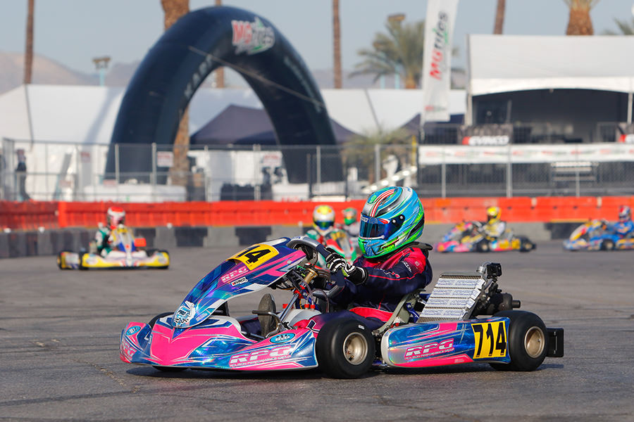 Josh Pierson landed inside the top-15 of X30 Junior to lead the younger continent of RPG (Photo: On Track Promotions – otp.ca)